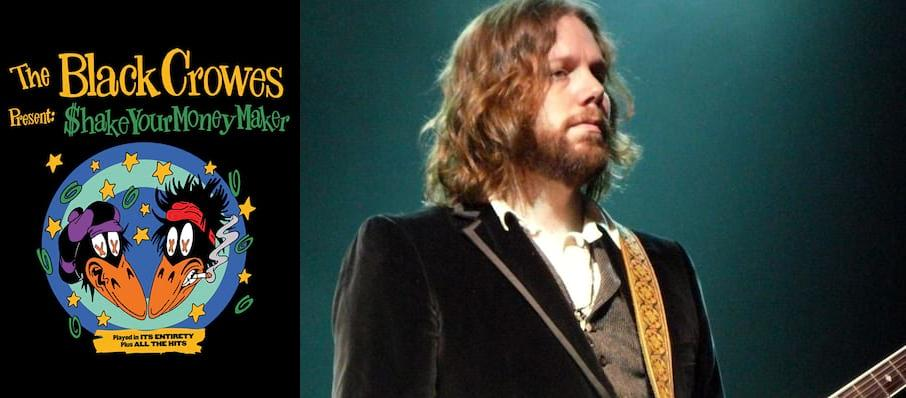Black Crowes at Saratoga Performing Arts Center
