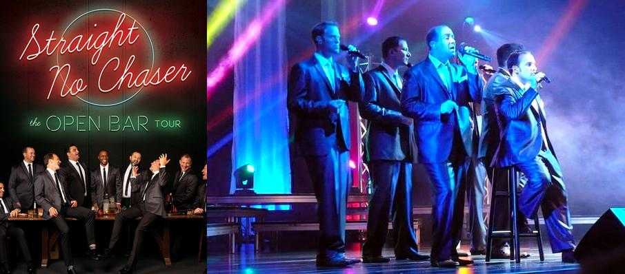 Straight No Chaser at Palace Theatre Albany