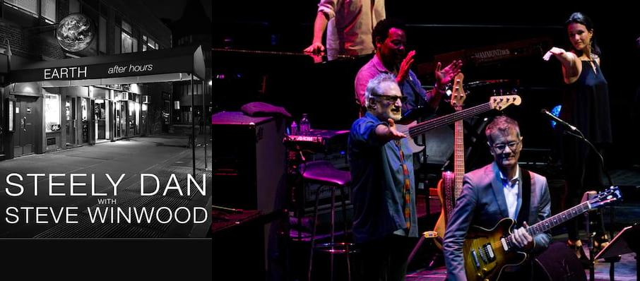 Steely Dan at Saratoga Performing Arts Center