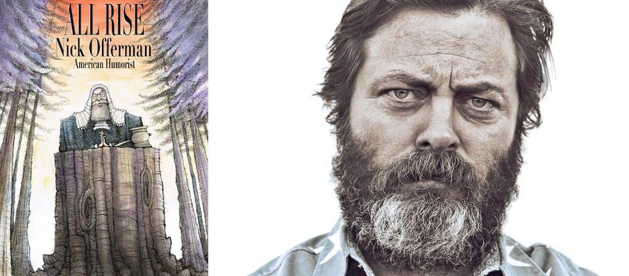 Nick Offerman at Palace Theatre Albany