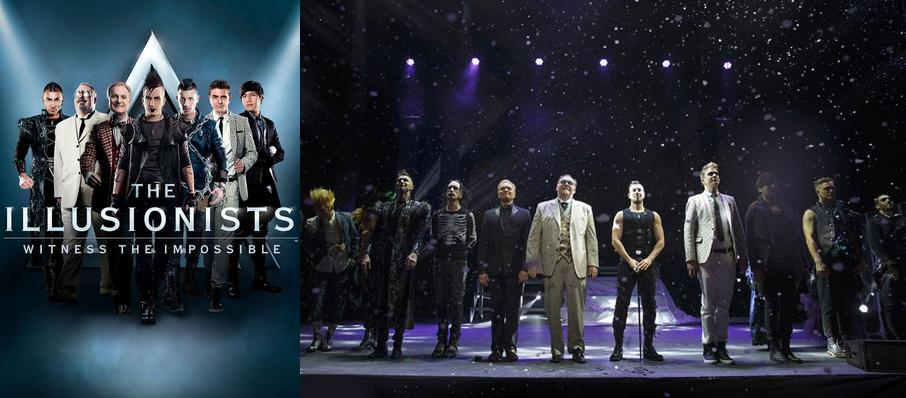 The Illusionists at Palace Theatre Albany