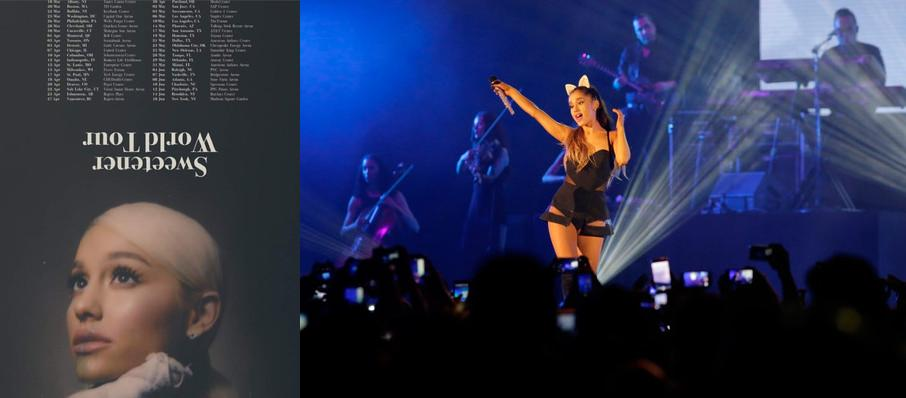 Ariana Grande at Times Union Center