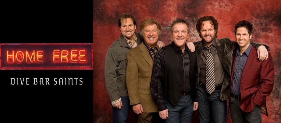 Home Free Vocal Band at Palace Theatre Albany