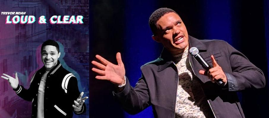 Trevor Noah at Times Union Center