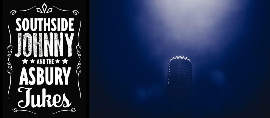 Southside Johnny and The Asbury Jukes at Hart Theatre
