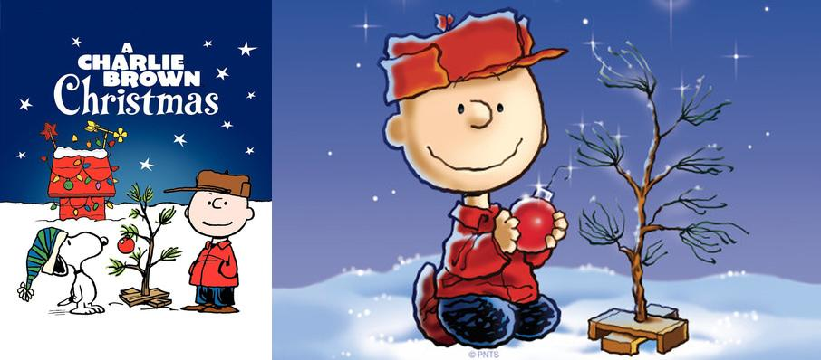 Charlie Brown Christmas at Palace Theatre Albany