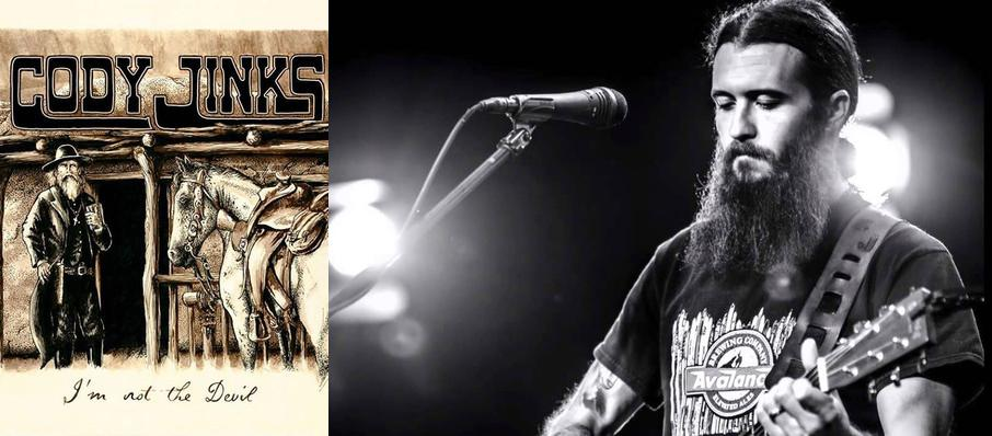 Cody Jinks at Palace Theatre Albany