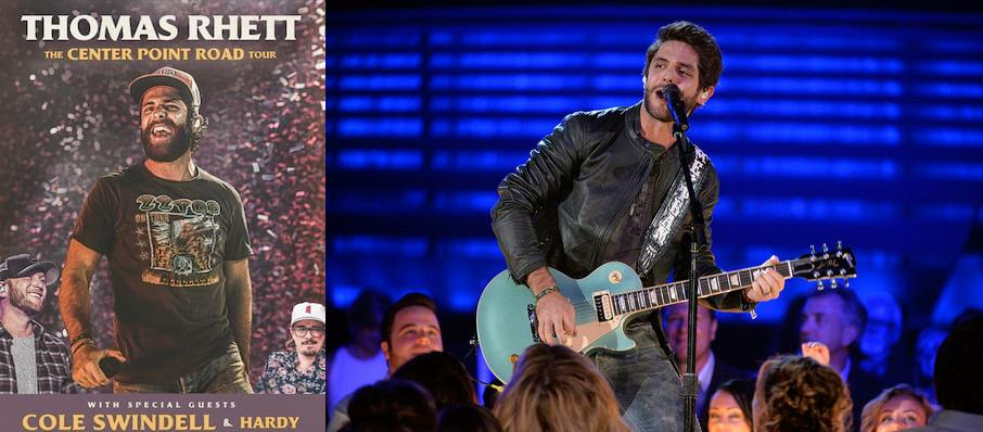 Thomas Rhett at Times Union Center