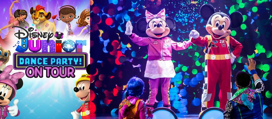 Disney Junior Live: Dance Party at Palace Theatre Albany