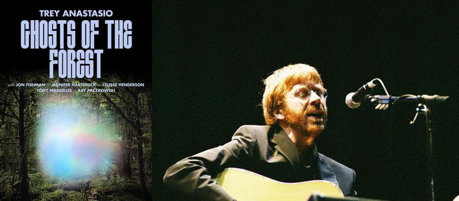 Ghosts of the Forest - Trey Anastasio at Palace Theatre Albany