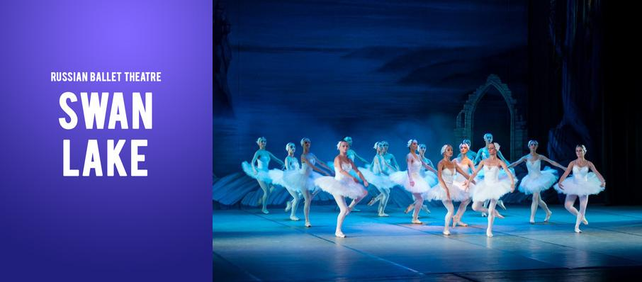 Russian Ballet Theatre - Swan Lake at Palace Theatre Albany