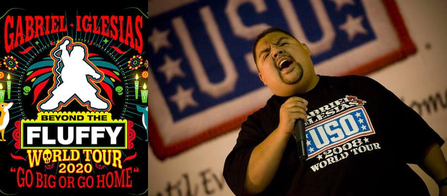 Gabriel Iglesias at Palace Theatre Albany