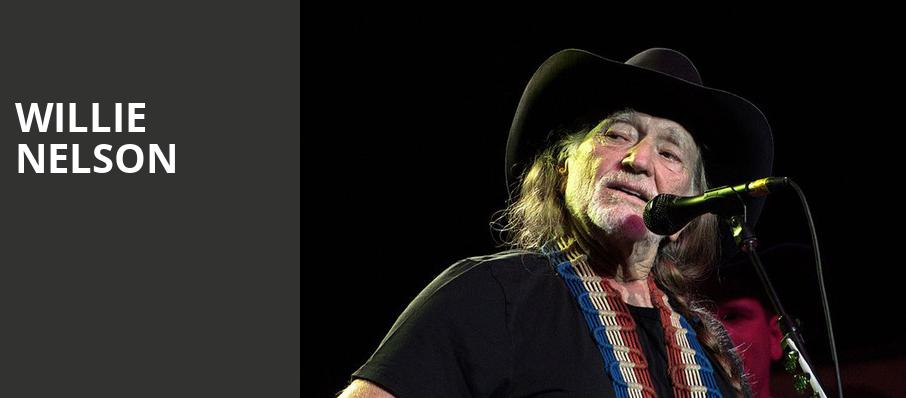 Willie Nelson, Saratoga Performing Arts Center, Albany