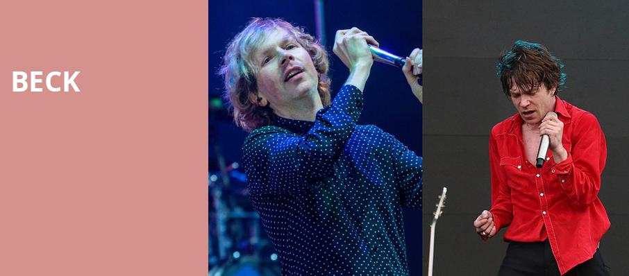Beck, Saratoga Performing Arts Center, Albany