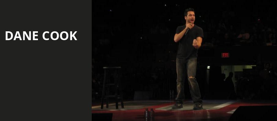 Dane Cook, Palace Theatre Albany, Albany