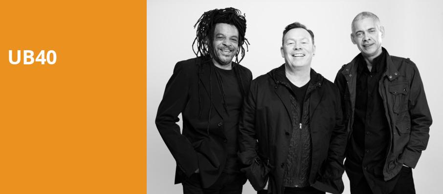 UB40, Rivers Casino and Resort Schenectady, Albany