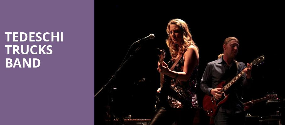 Tedeschi Trucks Band, Saratoga Performing Arts Center, Albany