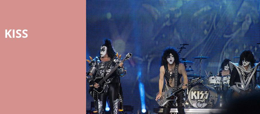 KISS, Saratoga Performing Arts Center, Albany