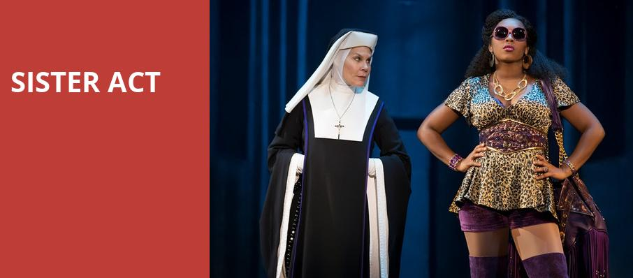 Sister Act, Capital Repertory Theatre, Albany