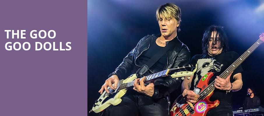 The Goo Goo Dolls, Saratoga Performing Arts Center, Albany