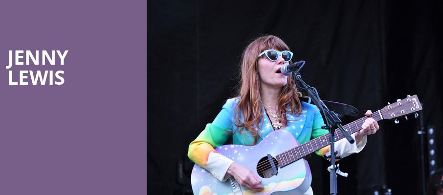 Jenny Lewis, Upstate Concert Hall, Albany