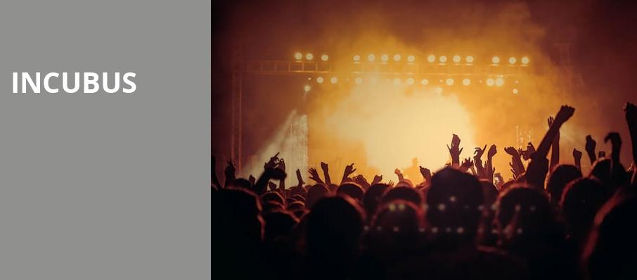 Incubus, Palace Theatre Albany, Albany
