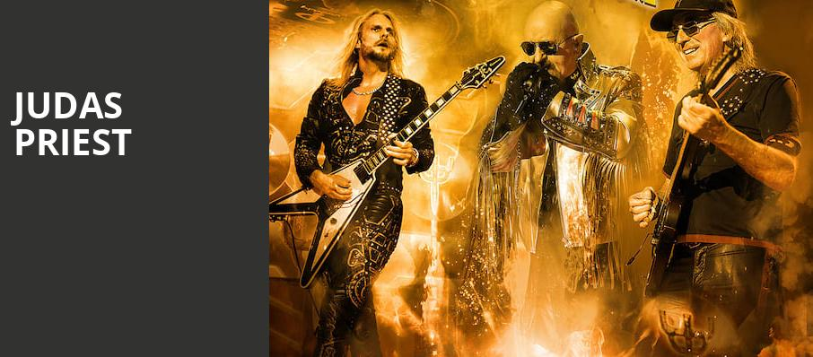 Judas Priest, Palace Theatre Albany, Albany