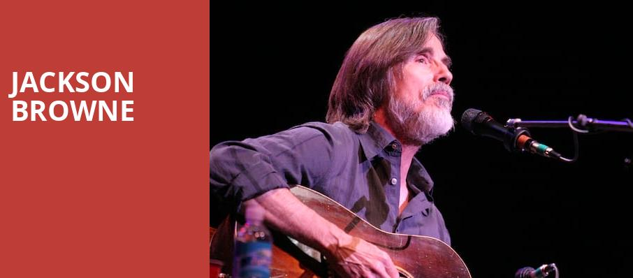 Jackson Browne, Saratoga Performing Arts Center, Albany