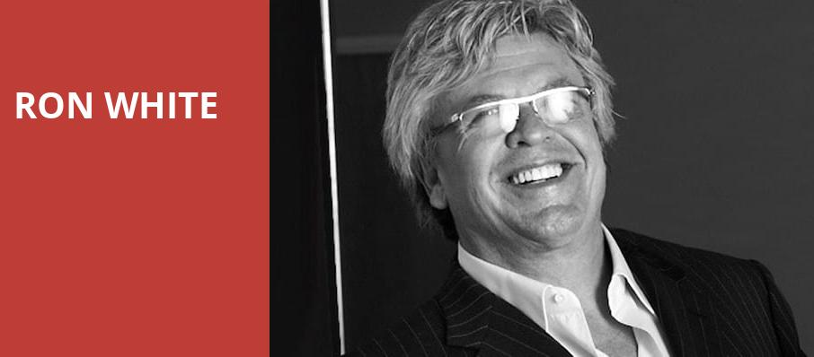 Ron White, Palace Theatre Albany, Albany