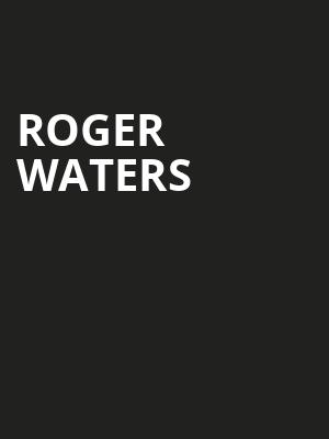 Roger Waters Poster